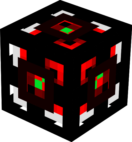redstone sensor (activated) – screenshot